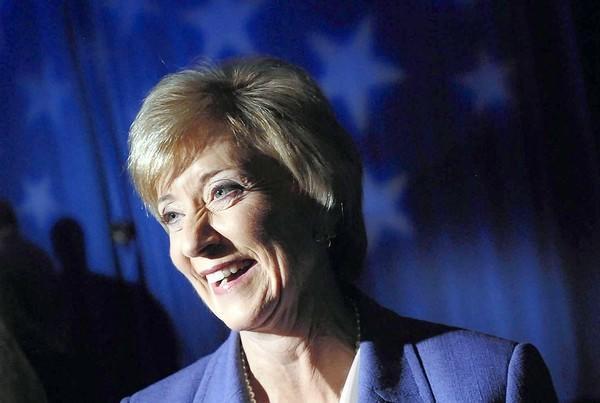 Republican Linda McMahon