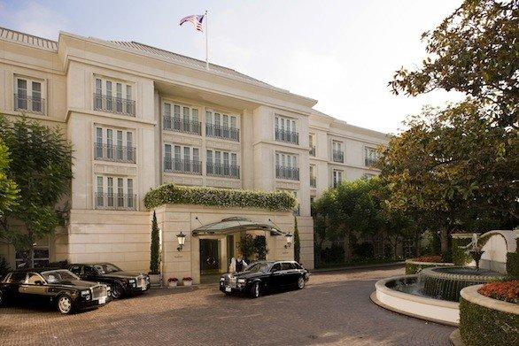 The Peninsula Beverly Hills hotel offers guests a chance to check in early and sleep late -- without extra charges.