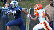 No. 1 Gilman rolls to 48-12 victory over McDonogh in 97th meeting