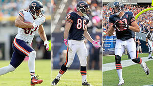 Bears tight ends have some catching up to do
