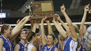 Photo Gallery: 6A Volleyball State Championship