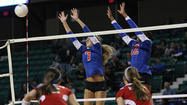 Photo Gallery: 5A State Volleyball in Topeka