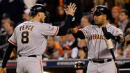 Giants 1 win from 2nd World Series title in 3 years