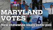 Md. voters evenly split on same-sex marriage