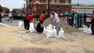 VIDEO Sandbagging for Sandy