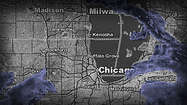 Hurricane Sandy is hundreds of miles east of Chicago, but its effects will be felt on Lake Michigan Monday and Tuesday.