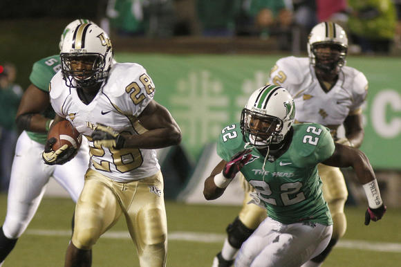 UCF at Marshall