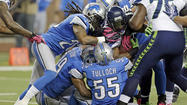 In a volatile game with plenty of back-and-forth, the Seattle Seahawks failed to hold on to a late 4th quarter lead and fell to the Detroit Lions, 28-24.