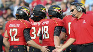 Terps to use two field-goal kickers