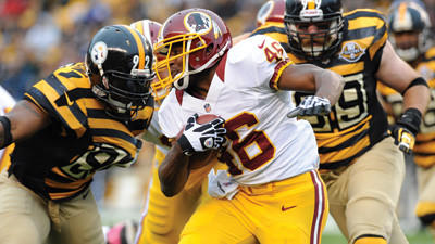 Redskins-Steelers