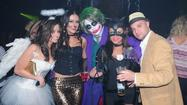 Halloween Shots in The Dark @ Bevy Nightclub