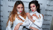 ASYLUM Costume Party at Estate Ultra Bar - Saturday, October 27th