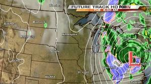 Hurricane Sandy Tightens Grip On East Coast