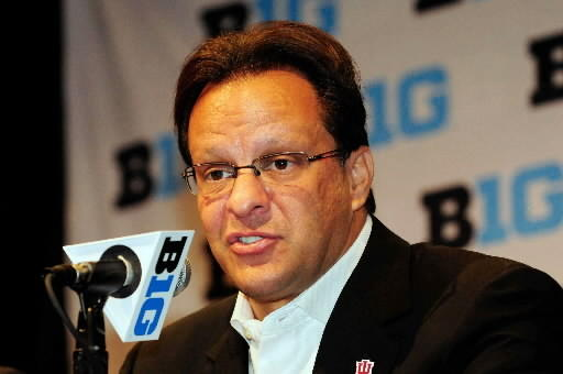 Tom Crean's Indiana Hoosiers are preseason No. 1