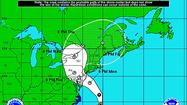 11 p.m. forecast: Sandy continues course toward land
