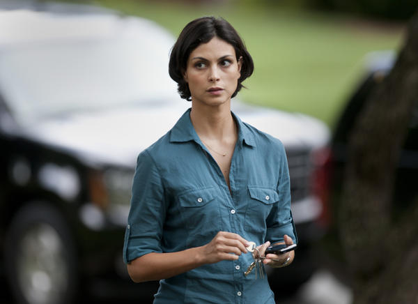 Morena Baccarin as Jessica Brody in 'Homeland'