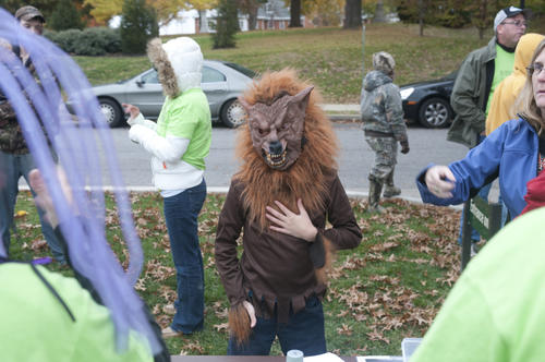 Photo Gallery: KSD Monster Walk
