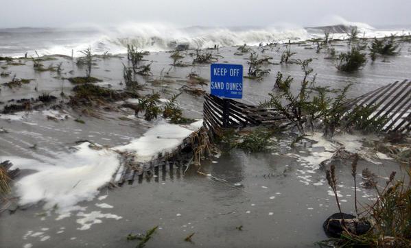 600 - American Tufan Hurricane Sandy