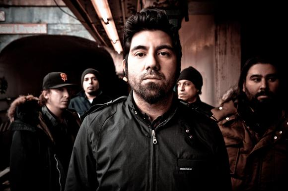 Deftones press pic