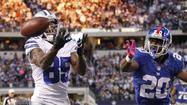 Dallas Cowboys vs. New York Giants