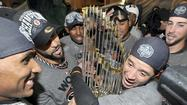 San Francisco Giants win World Series