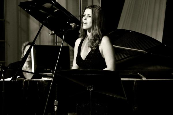 Opera singer and pianist Katharine Yarbrough will perform Saturday at the Arts Garage for Grunge and Glamour.