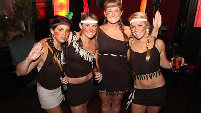 Photos: Allyn Street Halloween Pub Crawl, Part 2