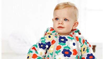 Warm and cozy outerwear for babies