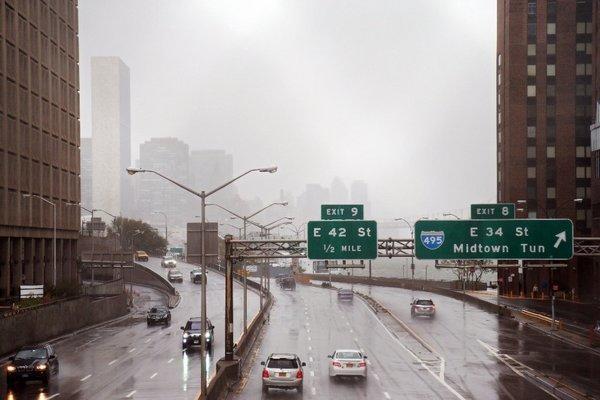 Hurricane Sandy has TV stations scrambling.