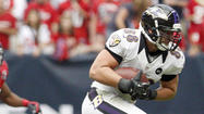 Defenses are accounting for Ravens' Dennis Pitta