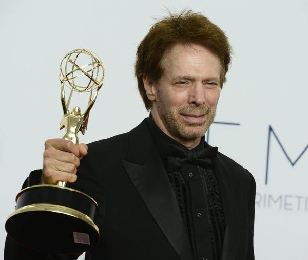 Producer Jerry Bruckheimer supports Mitt Romney. He donated $2,500 to the campaign and was seen at a Romney fundraising event.