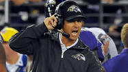 Ravens' Harbaugh: 'We're not making any wholesale changes'
