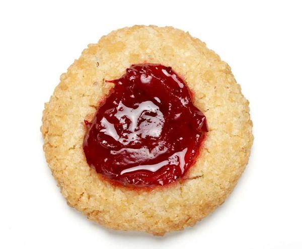 Cranberry thumbrints were one of the winners of last year's Holiday Cookie Bake-Off.