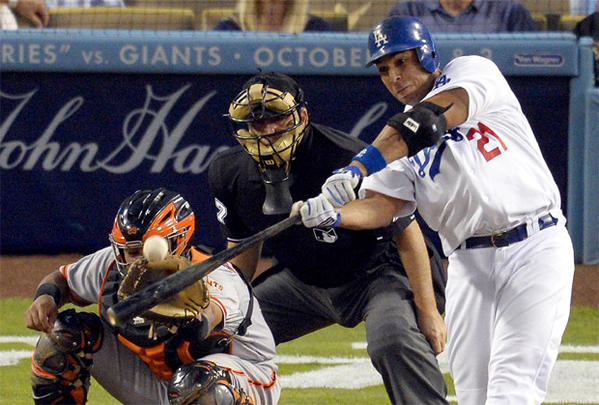 The Dodgers declined their option on Juan Rivera.