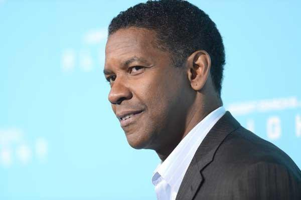 "Denzel Washington will be a guest on ""Good Morning America"""
