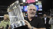 DETROIT — New on the job and with a potential playoff team on his hands, Brian Sabean went out to find as much pitching as he could. He targeted the team that had the most to give, and shocked the baseball world by landing Roberto Hernandez, Wilson Alvarez and Danny Darwin in the same trade.