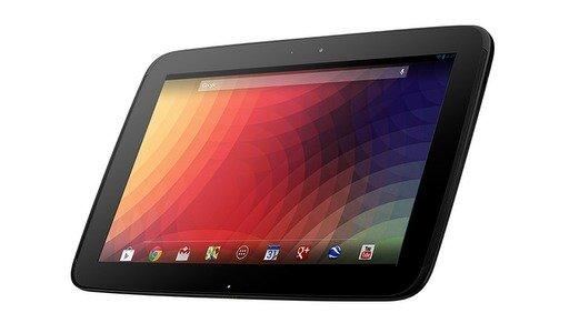 The Nexus 10's high-resolution screen and low price make it a good option if you're looking for a high-end tablet.