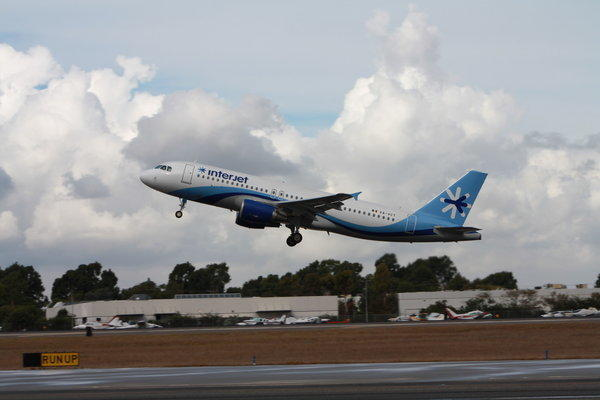 Interjet is offering service from Orange County's John Wayne Airport to several airports in Mexico.