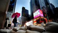 Update: Hurricane Sandy forces closures for Broadway, concerts, museums