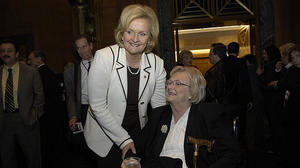Mother of Senator Claire McCaskill dies