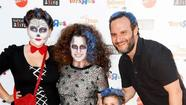 Actress Marissa Jaret Winokur and family