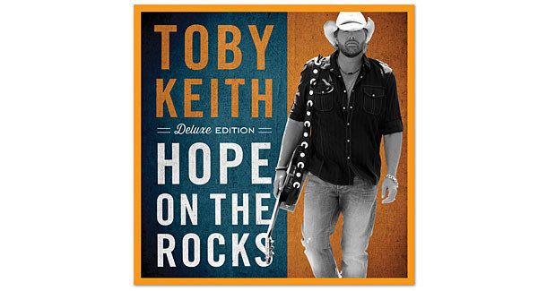 Toby Keith's new album.