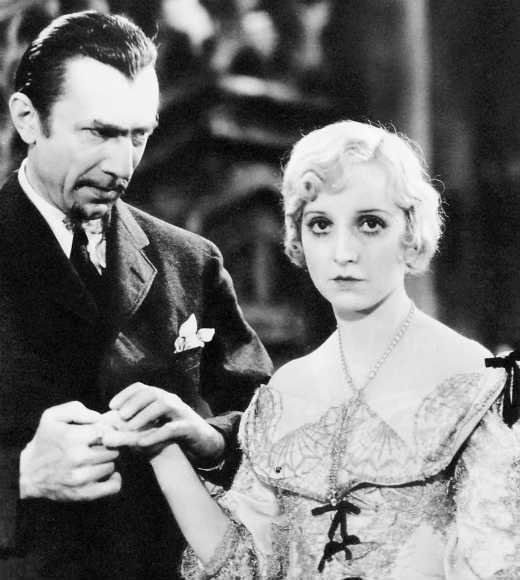 The zombie on film was a victim, not a villain. The innocent woman fell into the clutches of a voodoo sorcerer (played by Bela Lugosi) and was turned into a zombie so she could be a man's willing slave.