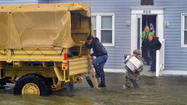 Ocean City officials assess Sandy damage