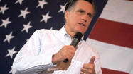 UPDATE: Romney to campaign in Roanoke on Thursday