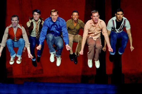 "A road production of ""West Side Story"" will play Waterbury's Palace Theater"