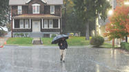 Sandy spares Towson from widespread damage, power outages