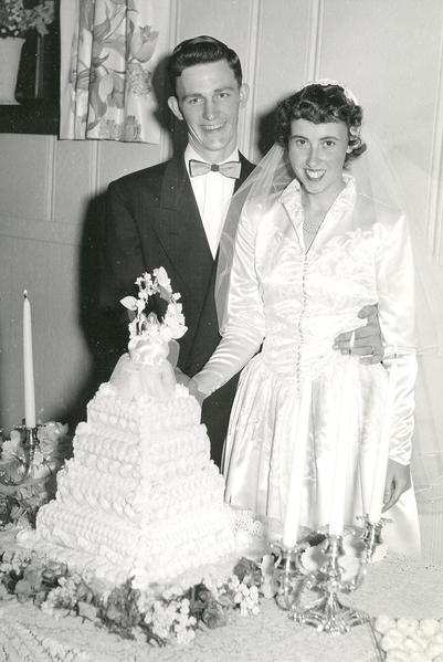 Mr. and Mrs. C. Donald Hughey