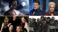 Monstrous evolution: Vampires, werewolves, witches and zombies on film and on TV