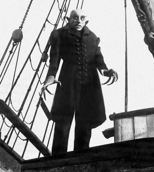 Monstrous evolution: Vampires, werewolves, witches and zombies on film and on TV: The original on-screen vampire was a hideous creature with claw like hands, bat ears and a face that drove women wild with terror, not lust.